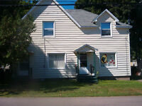 $550 MONTH DEC 1ST SHEDIAC DOWNTOWN SIDE BY SIDE DUPLEX