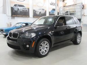 BMW X5 35I M PACK 7 PASS 2011
