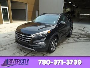 2016 Hyundai Tucson AWD LIMITED Accident Free,  Navigation (GPS)