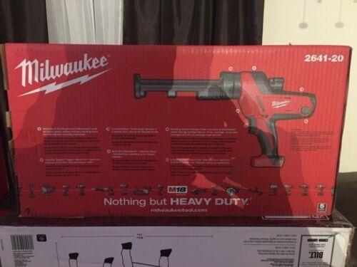 Milwaukee M18 Li-Ion Caulk/Adhesive Gun (Tool Only) 2641-20 ( BRAND NEW )