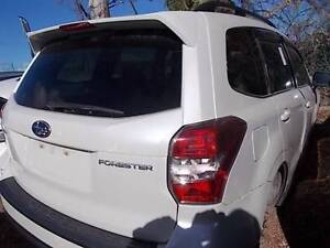 Subaru Forester 2014 Wrecking! Mount Louisa Townsville City Preview