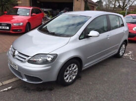 2008 VW Golf Plus 1.9 Luna TDI PD (90ps) 5d