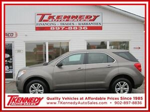 2010 Chevrolet Equinox LS AWD ** SHOWROOM CONDITION**