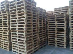 Euro and US Sized Pallets - Melb Tullamarine Hume Area Preview