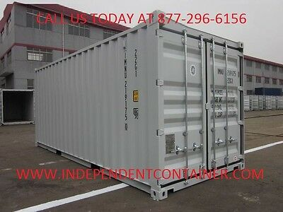 New 20 Shipping Container Cargo Container Storage Container In Denver Co