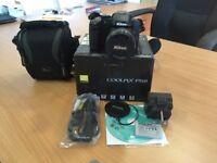Nikon Coolpix P510 Bridge Camera