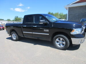 2014 Dodge Power Ram 1500 SLT  4X4  Truck