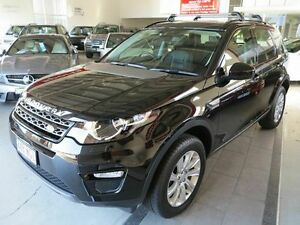 2016 Land Rover Discovery Sport L550 16.5MY Si4 SE Black 9 Speed Sports Automatic Wagon Albion Brisbane North East Preview