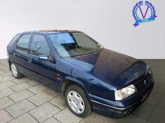 citroen zx 1 9d temptation blue 1997 in ashington northumberland gumtree. Black Bedroom Furniture Sets. Home Design Ideas