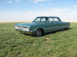 Vintage Chrysler Newport Sedan For Sale
