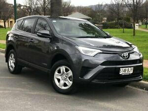 2015 Toyota RAV4 ALA49R GX AWD Grey 6 Speed Sports Automatic Wagon Hillcrest Port Adelaide Area Preview