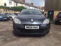 Renault Megane 1.6 VVT Dynamique 5dr£2,995 cambelt changed at 51000 miles