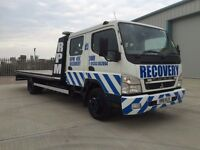 24/7 VEHICLE RECOVERY - ACCIDENT - BREAKDOWN