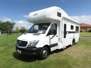 2016 Jayco Conquest - 6 BERTH - ONLY 49,000KMs