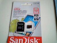 sandisk ultra 128gb sdxc,read description thanks.