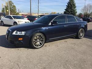 2010 Audi A6 3.0L Special Edition w/Nav|CAM|SUNROOF|LEATHER