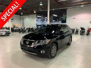 2014 Nissan Pathfinder SV  - V3580 - No Payments For 6 Months**