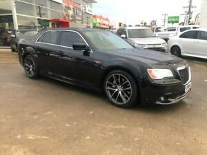 2014 Chrysler 300 LX MY14 SRT-8 Black 5 Speed Sports Automatic Sedan Hoppers Crossing Wyndham Area Preview