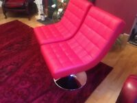 2 retro chairs for sale