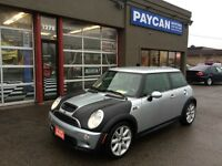 2005 MINI Cooper Hardtop S | WE'LL BUY YOUR VEHICLE!