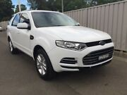 2013 Ford Territory SZ TX (RWD) White 6 Speed Automatic Wagon Blacktown Blacktown Area Preview