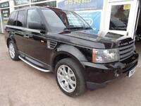 Land Rover Range Rover Sport 2.7TD V6 auto 2007 HSE Full S/H Inc all belts P/X