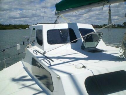 Excellent Liveaboard Trimaran, fully refurbished, ready to go