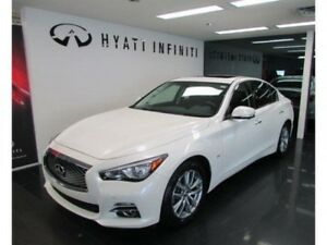2016 Infiniti Q50 2.0T AWD Driver Assistance Package