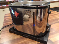 Morphy Richards Manhatten 2 slice toaster