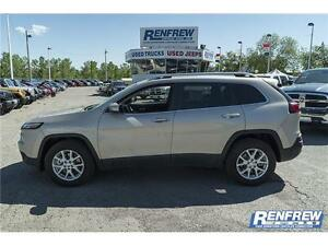 2015 Jeep Cherokee North/WAS 35,100 NOW 31,925