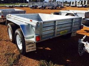 OFF ROAD 8x5 BOX TRAILERS Welshpool Canning Area Preview