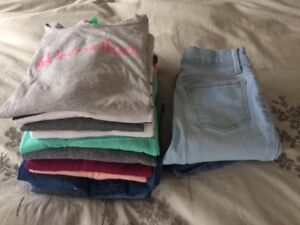 Current Styles - Excellent Condition - Girls Size 10-12
