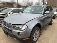 2007 BMW X3 just in for sale at Pic N Save! Hamilton Ontario Preview