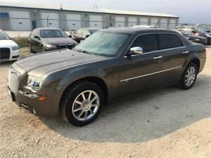 2008 Chrysler 300 C-5.7L-AWD-LEATHER-SUNROOF-LOADED-ALLOYS