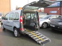 Wheelchair car Renault Kangoo automatic , disabled access mobility WAV