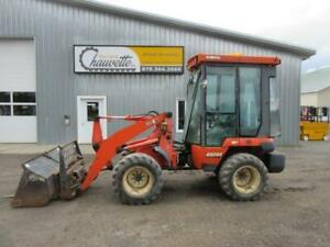 Kubota R-520S Loader Chargeur sur Roues