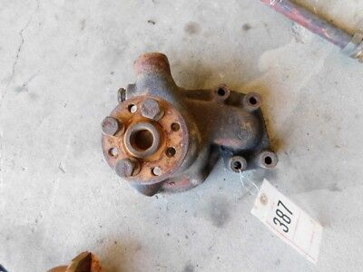 Allis Chalmers D19 Diesel Tractor Water Pump Part 74516962 Tag 387