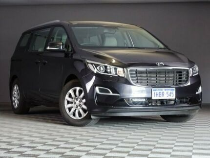 2019 Kia Carnival YP MY20 S Grey 8 Speed Sports Automatic Wagon Maddington Gosnells Area Preview