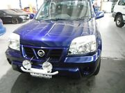 2002 Nissan X-Trail T30 ST Blue 5 Speed Manual Wagon Tottenham Maribyrnong Area Preview