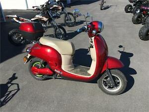Electric Scooter 60V 2 speed  No license or assurance needed