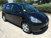 2003 Honda Jazz GD VTi Black 5 Speed Manual Hatchback Fyshwick South Canberra Preview