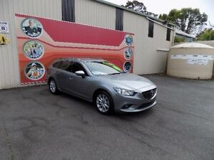 2013 Mazda 6 6C Touring Silver 6 Speed Automatic Wagon West Gosford Gosford Area Preview