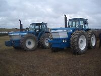 Tractor driver / farm worker looking for work