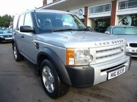 LAND ROVER DISCOVERY 2.7 3 TDV6 S 5d 188 BHP (silver) 2005
