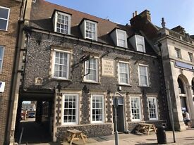 1 bedroom flat to rent in a restored period building close to Great Yarmouth town centre