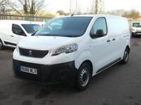 Peugeot Expert 1000 1.6 Bluehdi 95 S Van DIESEL MANUAL WHITE (2016)
