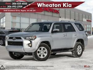 2016 Toyota 4Runner SR5 *Navigation* Factory Remote Start* Heate