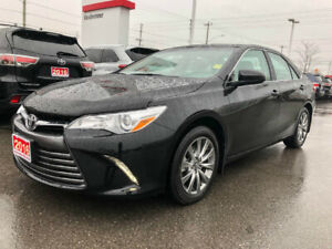 2016 Toyota Camry XLE-ONE OWNER+BOUGHT AND SERVICED HERE!