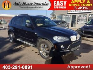2007 BMW X5 4.8i NAVI, BCAM, ROOF, HEADS-UP DISPLAY 90DAYNOPYMT