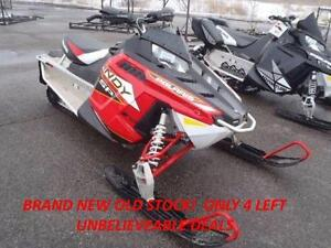 LIQUIDATION! BRAND NEW OLD STOCK! 2014 POLARIS INDY 800
